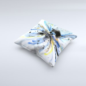 Forgotten City Square Velveteen Pillow Case Klangwelt