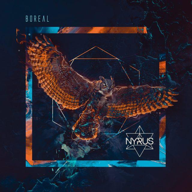 Nyrus Boreal Album Art Cover Design