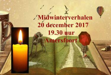 Midwinterverhalen 20 december 2017. www.klankbehandeling.nl