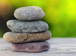 Het zelfgenezend vermogen heeft alles te maken met het houden van de juiste balans