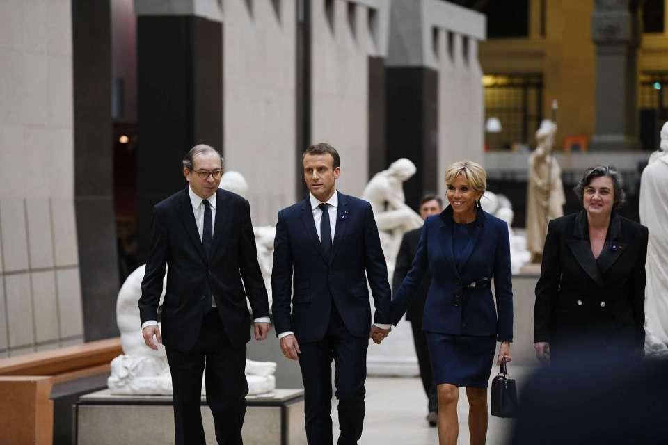 111-1 Thaçi falënderues ndaj Macron (FOTO)