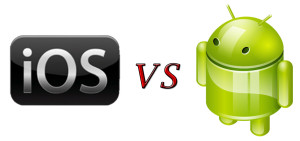 iOS vs. Android?
