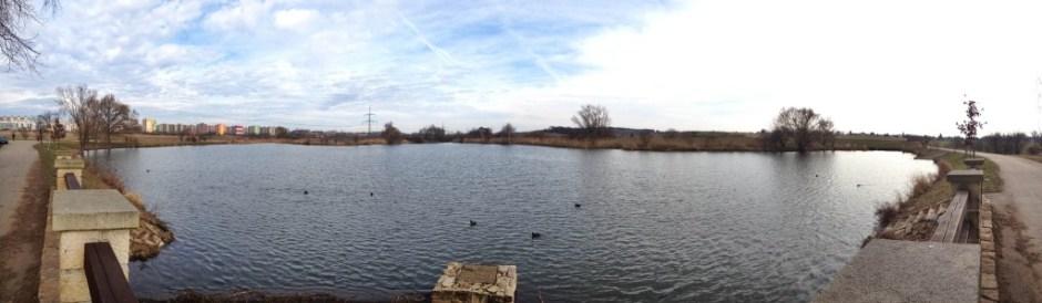 Panoráma - rybník