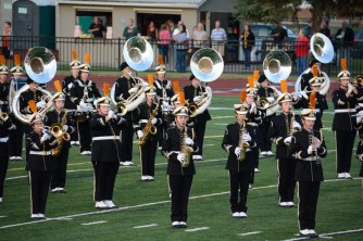 UAHS Marching Band