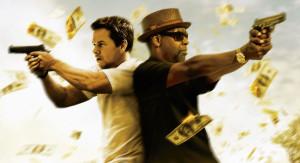 Mark Wahlberg og Denzel Washington í 2 Guns eftir Baltasar Kormák.