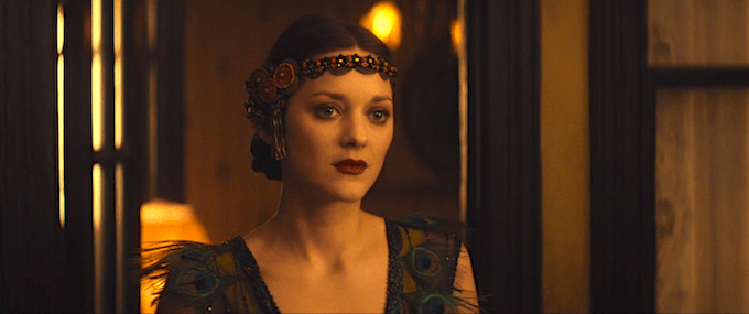 Marion Cotillard í The Immigrant eftir James Gray.