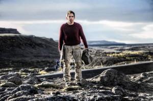 Ríkisstyrktur Ben Stiller í The Secret Life of Walter Mitty, sem mynduð var að hluta hér á landi sumarið 2012.