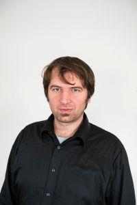 Valur Gunnarsson rithöfundur.