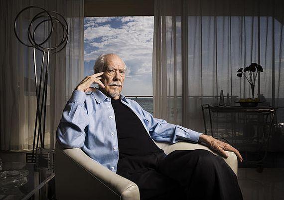 Robert Altman leikstjóri.