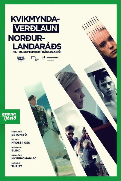 kvikmyndaverðlaun norðurlandaráðs 2014