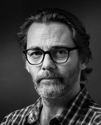 Friðrik Erlingsson rithöfundur og handritshöfundur.