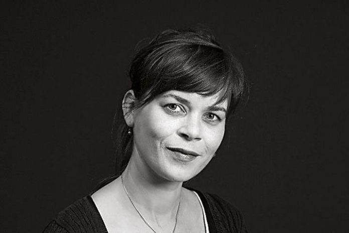 Margrét Örnólfsdóttir handritshöfundur og formaður Félags leikskálda og handritshöfunda.