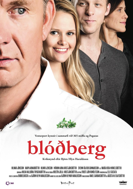 blóðberg plakat