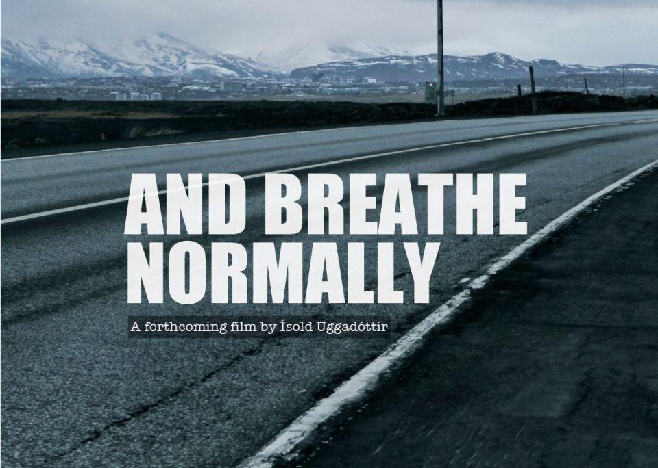 breathe normally kynningarstill