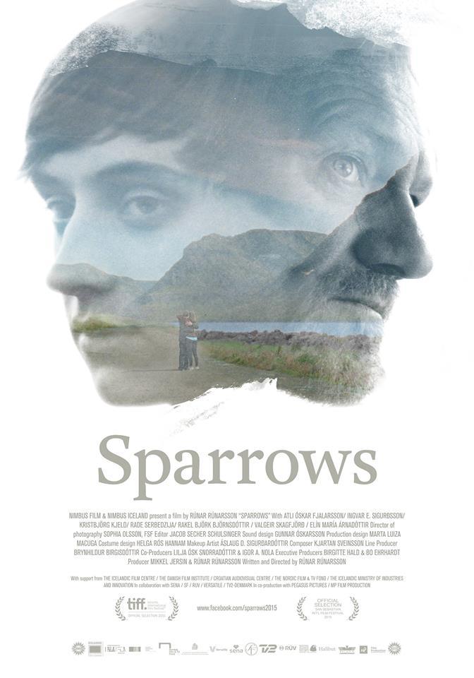 Sparrows Þrestir posters