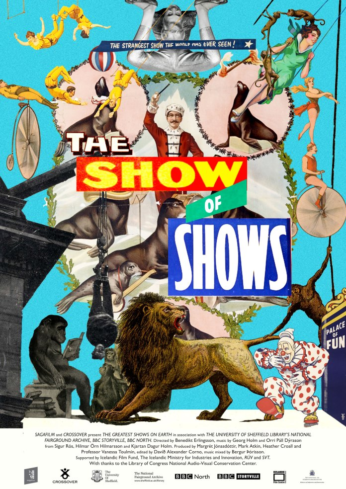 The Show of Shows-poster