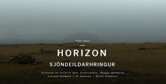 horizon-sjóndeildarhringur