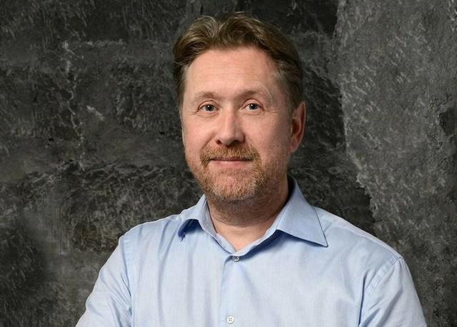 Kristinn Þórðarson, formaður SÍK.