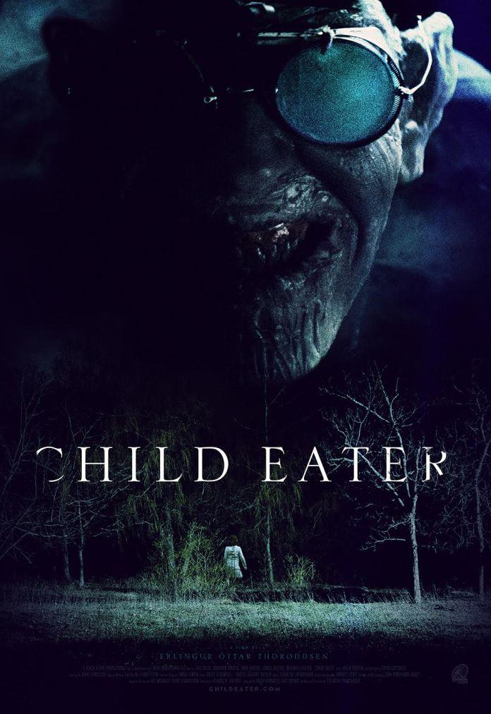 Plakat kvikmyndarinnar Child Eater.