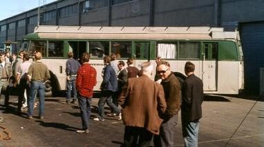 Upptökubíllinn Thora kominn á land. 1966.