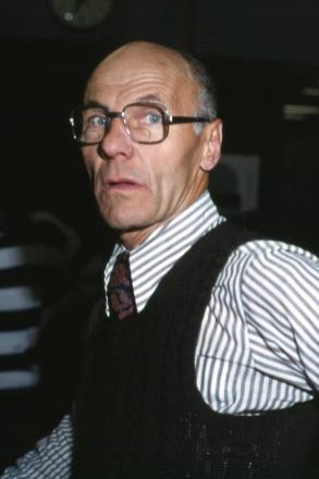 1976-78: Guðmundur Guðjónsson óperusöngvari og sviðsstjóri.