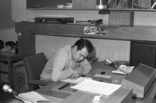 1966-68: Úlfar Sveinbjörnsson hljóðmeistari.