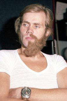 Einar Þór Rafnsson. Silfurtunglið 1976.