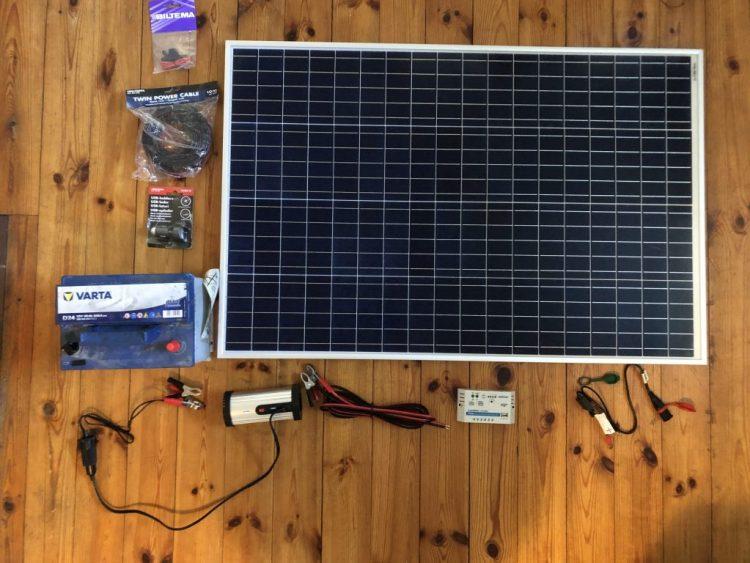 solcellsanläggning billigt