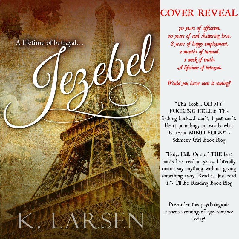 Jezebel Cover Reveal
