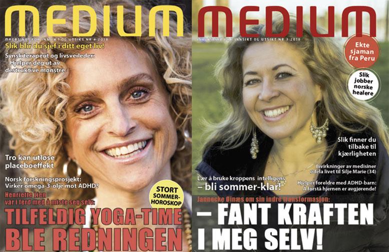 SOMMER-TILBUD PÅ MEDIUM