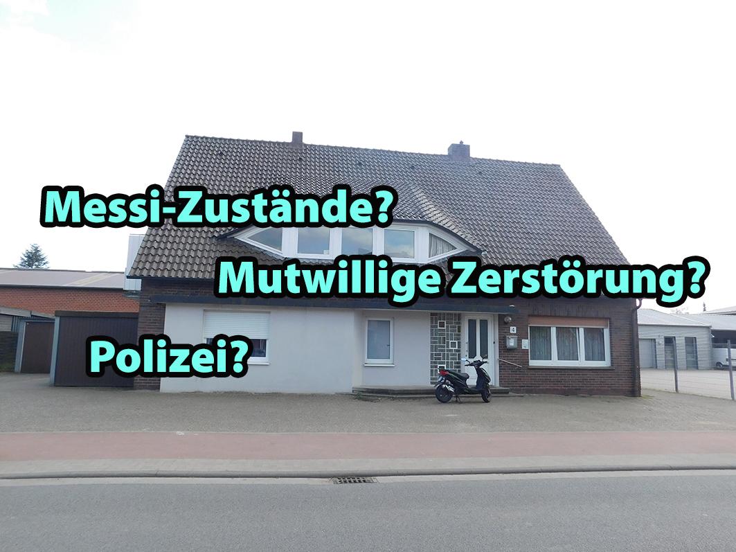 Messi-Flüchtlinge am Grünen Weg? Nein!