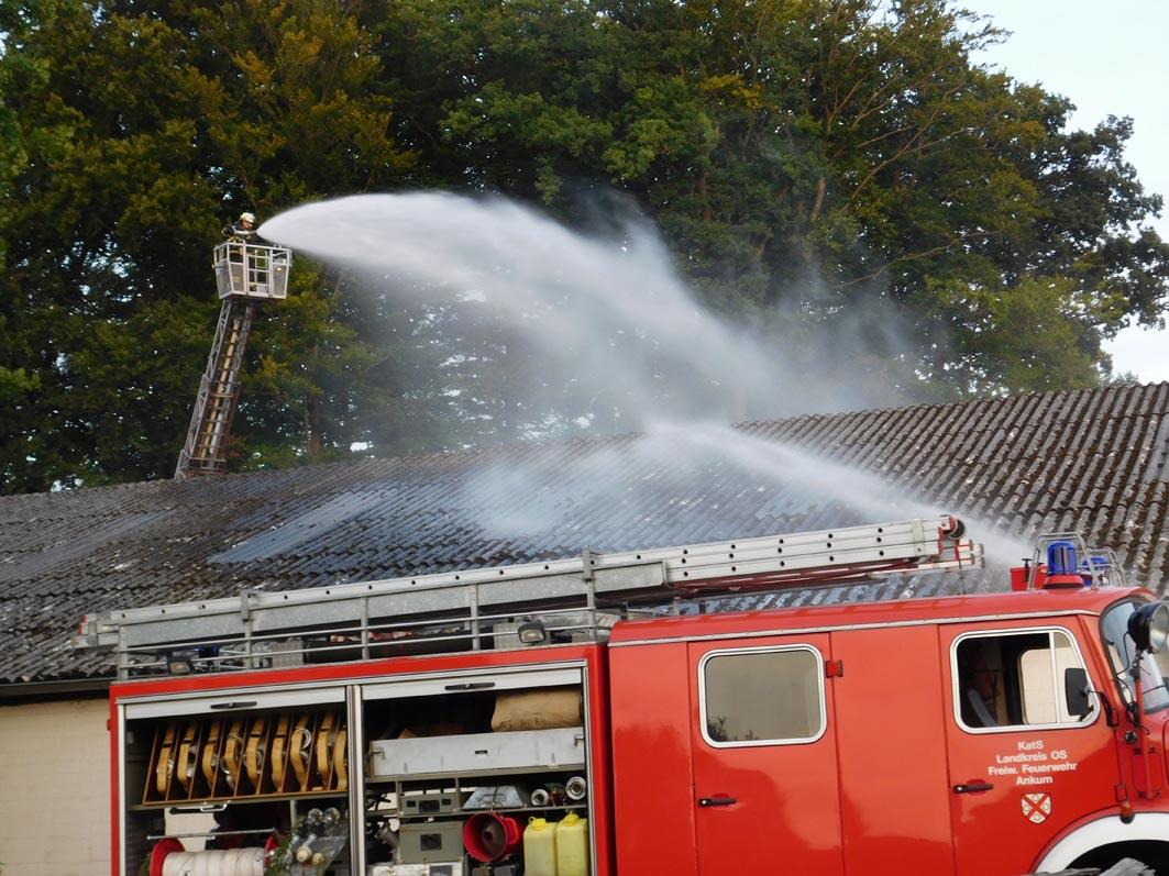 Im Fokus der Politik: Die Feuerwehren
