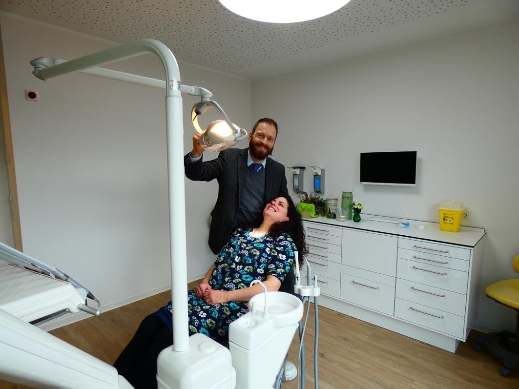 Ankum: Um eine Spezial-Zahnarzt-Praxis reicher