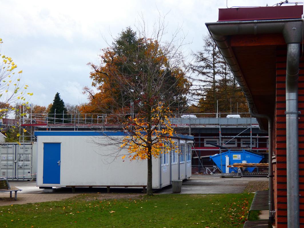 Eggermühlen: Schul-Mensa in Containern?