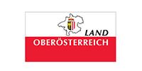 Bildlink mit externer Weiterleitung zur Land Oberösterreich Website. Öffnet in einem neuen Tab.