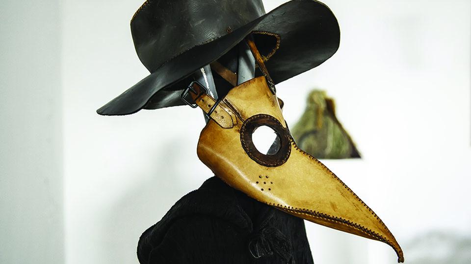 sejarah masker