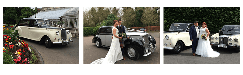 Wedding Car Hire Northern Ireland
