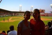 ... ein (typisch kubanisches) Baseballspiel...