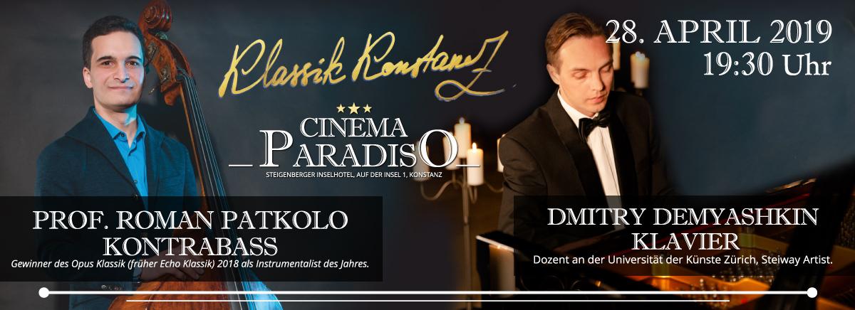 Klassik-Konstanz-Roman-Patkolo-Dmitry-Demiashkin-Konzert-28-April-2019-slide