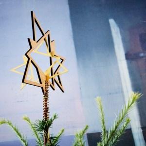 The Oak Men – Twinkle – Topstjerne til juletræ