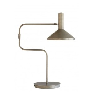 House Doctor Monograph bordlampe - gunmetal