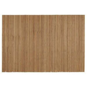 Dækkeserviet bambus natur - Ib Laursen