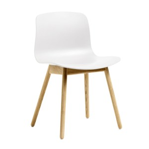 HAY About A Chair (AAC12) - Hvid - Matlakeret Eg
