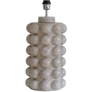 Hallbergs Bubbles lampe - broken grey - 49