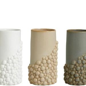 Nordal Naxos vase - flere farver - 25 cm