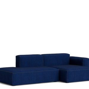 HAY Mags Soft Sofa - Low Arm - 2.5P. Combi 3 - Raas 772