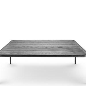 Eva Solo Savoye sofabord - sortbejdset eg - 100x100