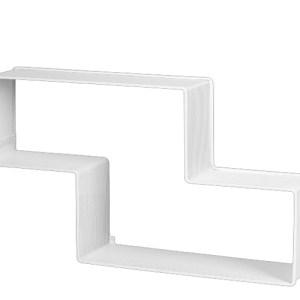 Gubi Dedal Shelf - Cream White