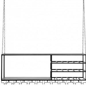 Nordal Loft køkkenhylde - 120x30