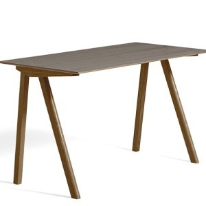 HAY CPH90 Desk - Valnød Finér - Mat Lak